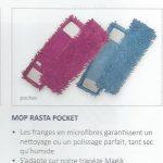 Mop Rasta Pocket